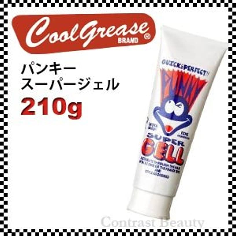 モンスター引用休日に【X2個セット】 阪本高生堂 パンキー スーパージェル 250g
