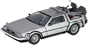 figure complex ムービー・リボ DeLorean デロリアン 約160mm ABS&PVC製 塗装済みアクションフィギュア リボルテック