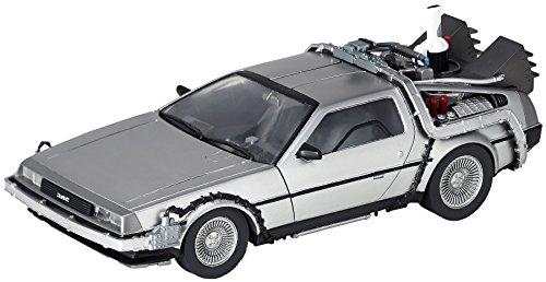 figure complex ムービー・リボ DeLorean デロリアン ...