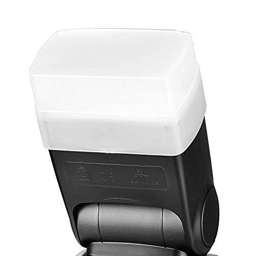 NEEWER カメラのフラッシュバウンスライトハードディフューザーNEEWER TT560 TT520フラッシュスピードライト用 【並行輸入品】