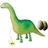 お散歩スーパーサウルス 恐竜の卵付  ヘリウムガス【なし】1個