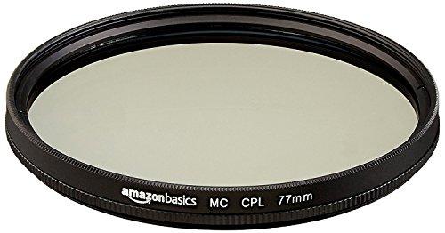 Amazonベーシック 円偏光フィルター 77mm  CF02-NMC16-72