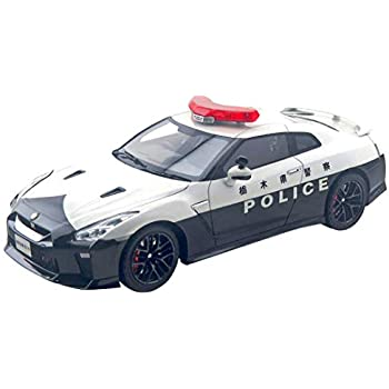 Hi Story 1/24 ニッサン GT-R PATROL CAR 栃木県警察 完成品