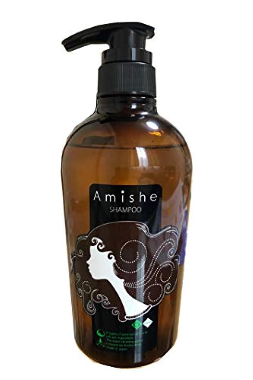 オレンジフレキシブル抗議シーズサロンアミッシュ(C's Salon Amishe) アミノ酸シャンプー 570ml