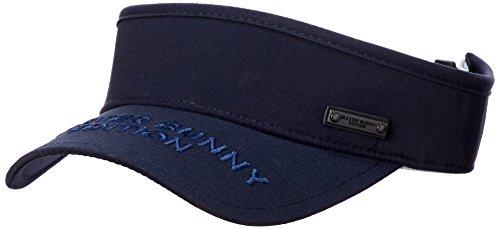 [マスターバニー] [メンズ] 軽量 サンバイザー (COOLMAX 速乾)/158-8187307/帽子 ゴルフ 120_ネイビー 日本 FR (FREE サイズ)