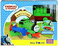 Mega Bloks Thomas and Friends Percy at the Great Railway Show