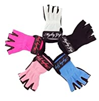 Mighty Grip Pole Dance NON TACK Gloves ポールダンス用手袋 (CANDY PINK, M) [並行輸入品]
