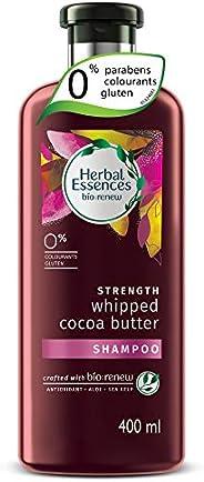 Herbal Essences bio Renew Whipped Cocoa Butter Shampoo, 400 ml