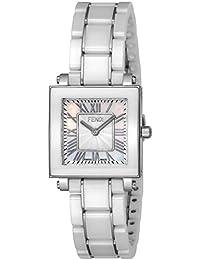 [フェンディ]FENDI 腕時計 CERAMIC ホワイトパール文字盤 F622240B レディース 【並行輸入品】
