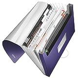LEITZ ライツ スタイル プロジェクトファイル A4 ブルー3957-00-69