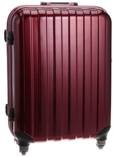 デュアル2 ツートンカラースーツケース Sサイズ(58cm) エミネント