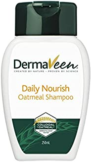 DermaVeen Daily Nourish Oatmeal Shampoo, 250ml