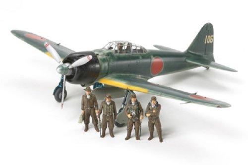 1/48 傑作機シリーズ No.108 三菱 零式艦上戦闘機 二二/二二型甲 61108