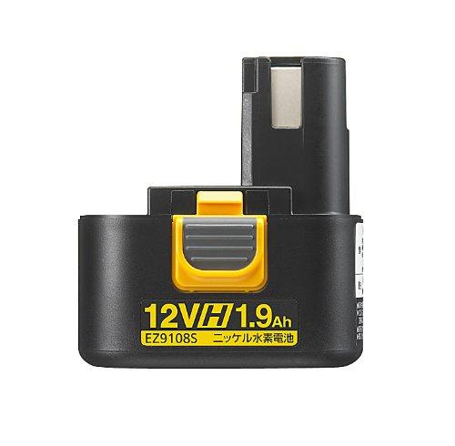 Panasonic(パナソニック) ニッケル水素電池パック12V Hタイプ EZ9108S