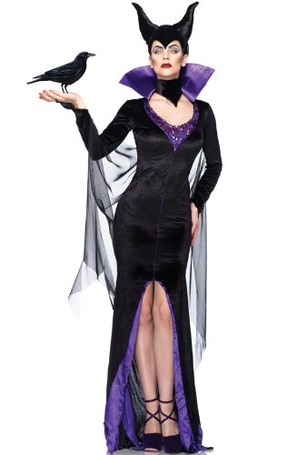 ディズニー/悪役 Disney Villains Maleficent 大人用コスチューム/ハロウィン/コスプレ/衣装/仮装/大人用/面白い/キャラクター/学園祭/文化祭/学祭/大学祭/高校/イベント【並行輸入品】