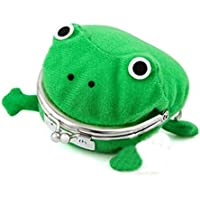 Anime Fire Shadow Naruto Wallet Frog Coin Purse