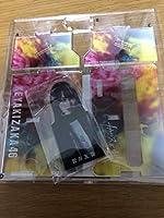 欅坂46 菅井友香 神の手 ガラスを割れ コラボ アクリルスピーカー 限定 非売品