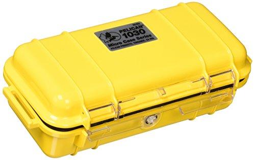PELICAN ハードケース 1030 N 0.4L イエロー 1030-025-240
