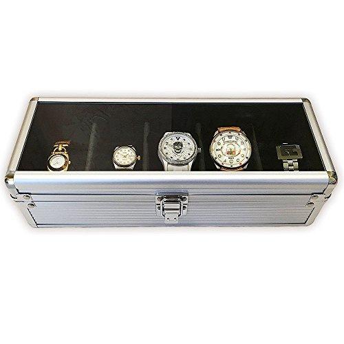 gee's 腕時計収納ケース 5本 コレクション ケース ガ...