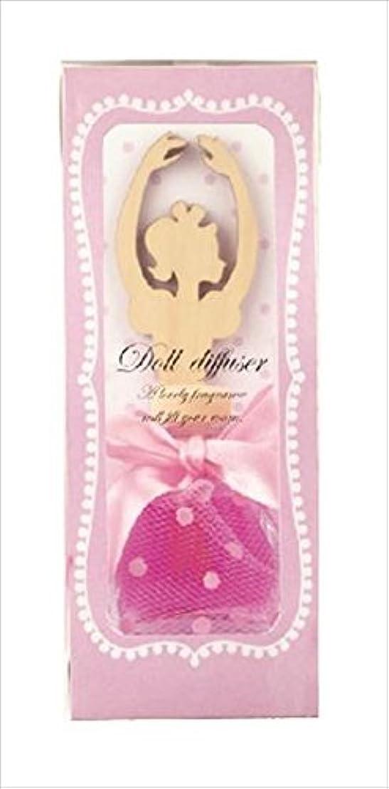 報酬バンケットピザカメヤマキャンドルハウス ドールディフューザー ピンク ローズの香り