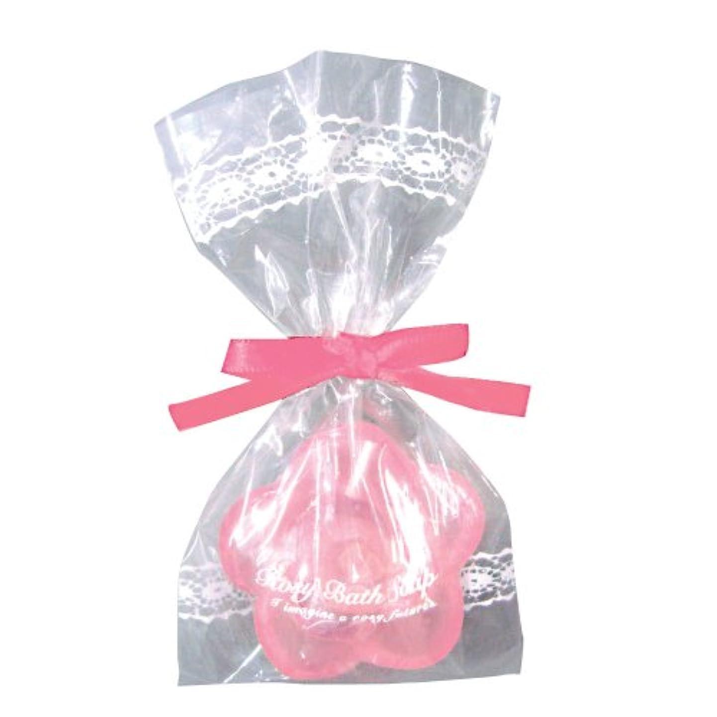 ほかに小包レディロージーバスソープ シャルロットローズ OBRYP01