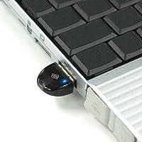 PLANEX Bluetooth Ver3.0+EDR Microサイズ USBアダプタ (Class1/100m) BT-Micro3E1XZ [フラストレーションフリーパッケージ(FFP)]
