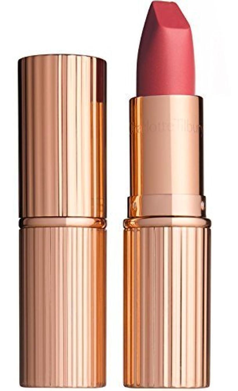 クール名門殺人Charlotte Tilbury Luminous Modern-Matte Lipstick (AMAZING GRACE) [並行輸入品]