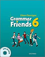 Grammar Friends: 6: Student's Book with CD-ROM Pack