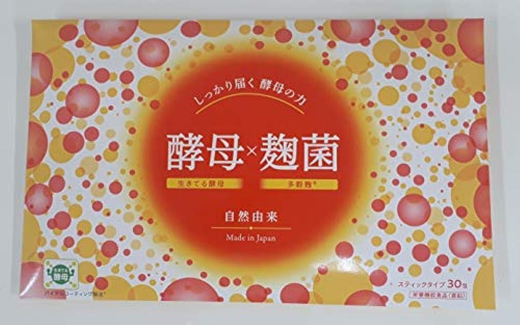 へこみ場所ボルト酵母×麹菌