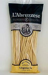 L'Abruzzese Linguine #4 Egg Pasta, 3