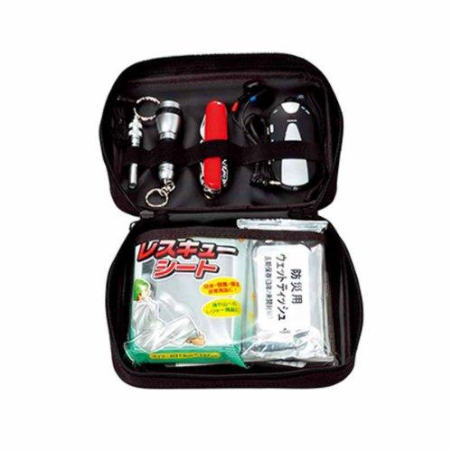 携帯用避難セット(N-2)8点 263-2