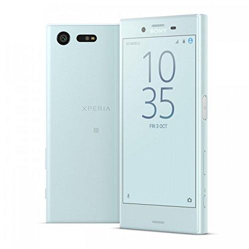 Sony Xperia X Compact ミントブルー F5321 [並行輸入品]