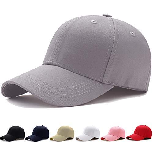 fedd1b31bfa キャップ 帽子 コットン 春 夏 秋 無地 【純綿製 紫外線対策】 シンプル 野球帽