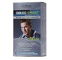 L'Oreal Technique - Color Smart for Men - Light Brown KIT