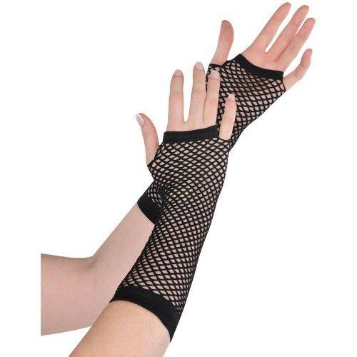 Black Fishnet Long Gloves おもちゃ [並行輸入品]