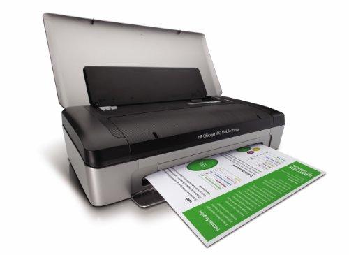 HP モバイル プリンター Officejet 100 Mobile CQ774A#ABJ ( ワイヤレス / インクバックアップ機能? ) ヒューレット・パッカード
