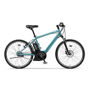 ヤマハ パス 電動アシスト自転車 PAS Brace エスニックブルー PA26B
