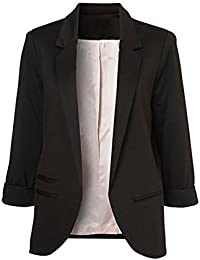 iBasteスーツ レディース テーラード ジャケット ショート ブレザー オフィス 通勤 フォーマル 入学式 入園式 卒業式 エレガント