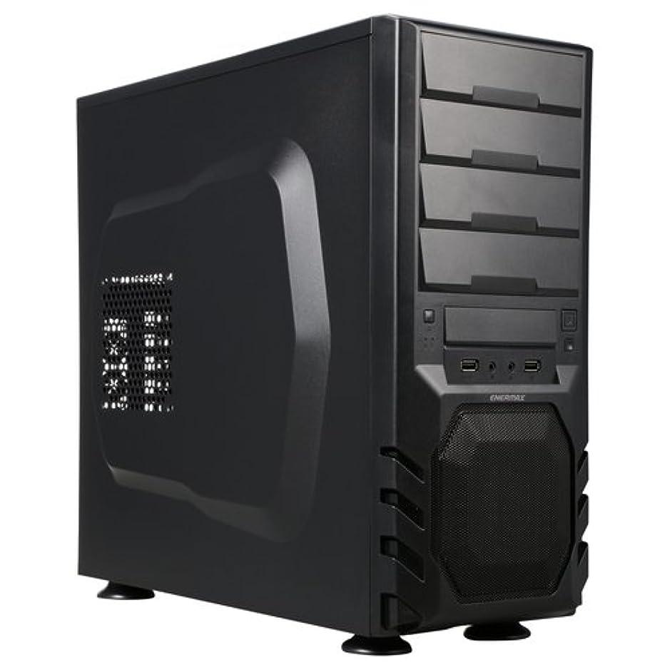 結び目おじいちゃん比較Enermax Clipeus Cases eca3212-bl