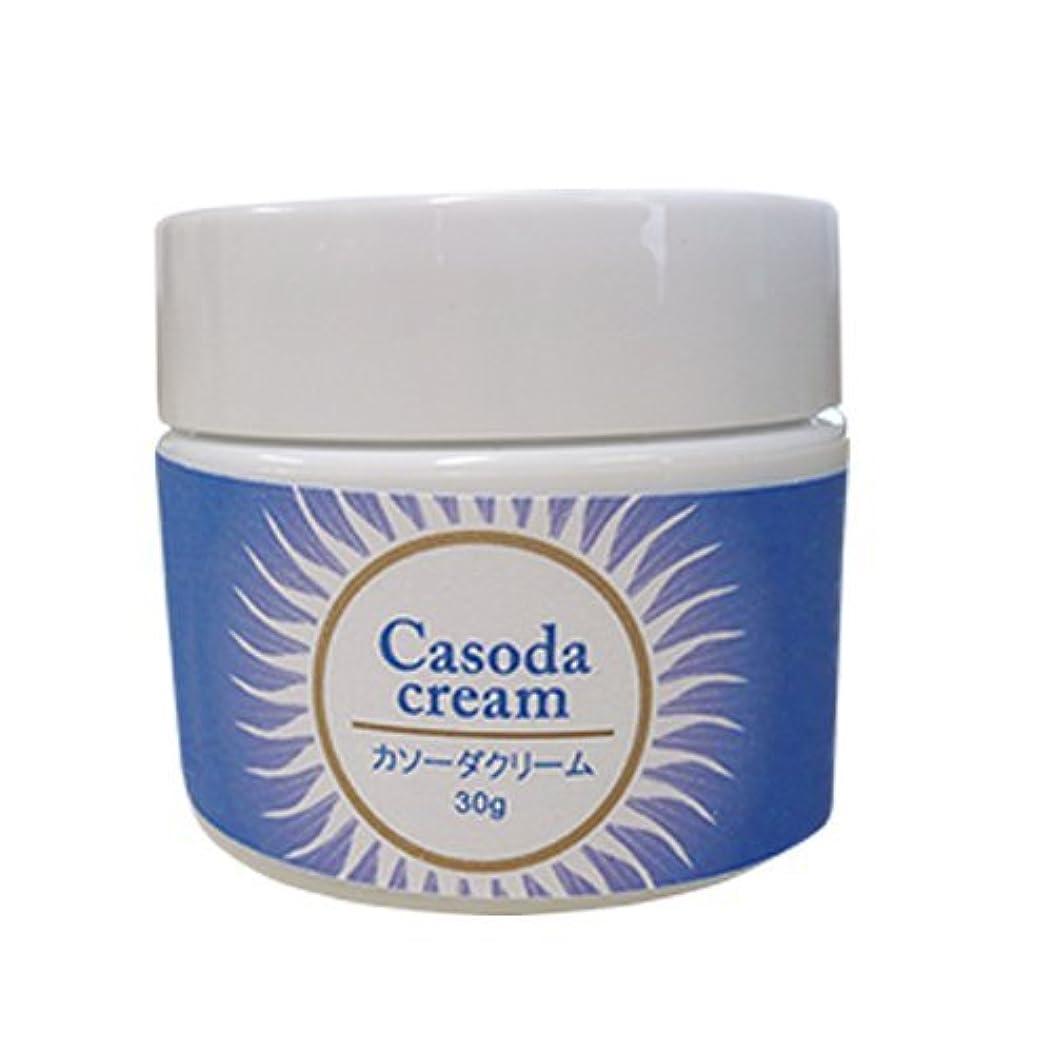 くるみ施設物理casoda カソーダ クリーム 30g