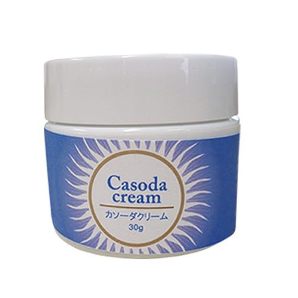 死の顎ベリ良性casoda カソーダ クリーム 30g