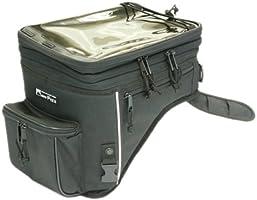 タナックス(TANAX)モトフィズ ラリータンクバッグ /ブラック MFK-180 可変容量13-21ℓ