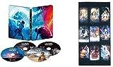 【Amazon.co.jp限定】スター・ウォーズ/スカイウォーカーの夜明け 4K UHD MovieNEX スチールブック(丸眞コラボレーション企画 オリジナルレジャーバスタオル付き) [4K ULTRA HD+3D+ブルーレイ+デジタルコピー+MovieNEXワールド] [Blu-ray]