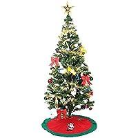 HY-MS クリスマスツリー セット 150cm LEDイルミネーション オーナメント