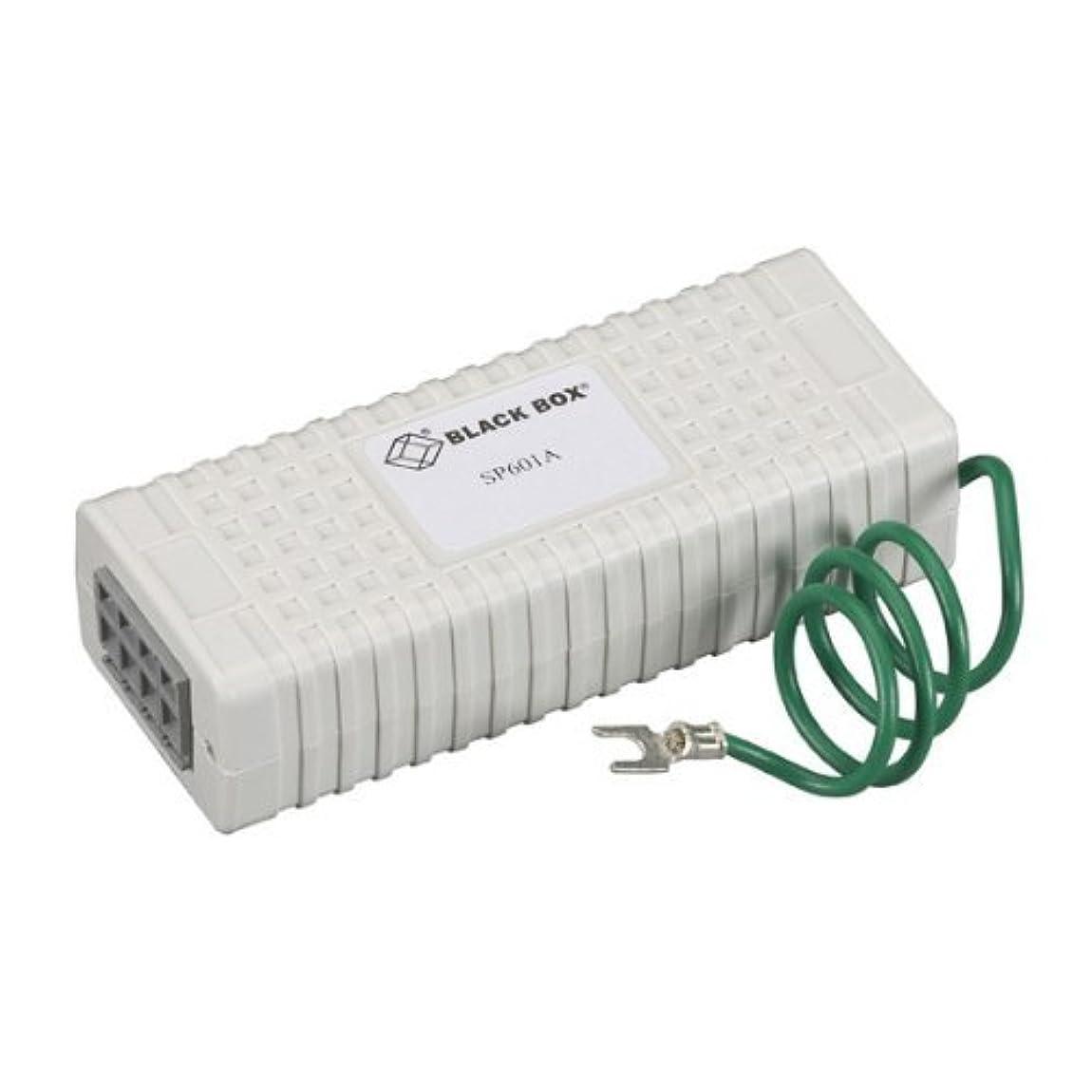 ゆりかご修正する法王Black Box Quick-Connect Surge Protector, RS-422/ 485 and 10BASE-T, 2-Wire [並行輸入品]