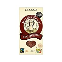 有機&フェアトレード赤キノア400グラム (Quinola) (x 4) - Quinola Organic & Fairtrade Red Quinoa 400g (Pack of 4)