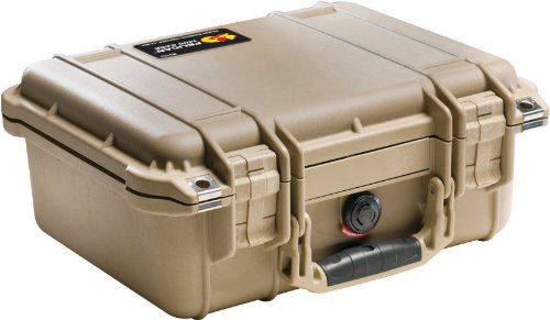 PELICAN ハードケース 1400 8.9L ベージュ 1400-000-190