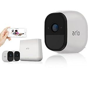 NETGEAR クラウド ネットワークカメラ Arlo Pro スターターキット VMS4230 + Arlo Pro 追加用カメラ VMC4030 セットモデル
