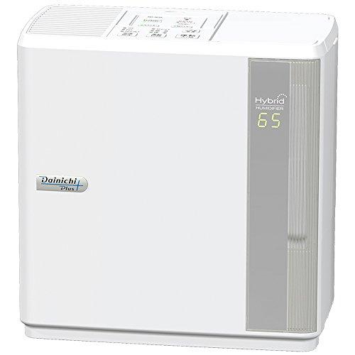 ダイニチ ハイブリッド式加湿器(木造和室5畳まで/プレハブ洋室8畳まで) HDシリーズ ホワイト HD-3016-W