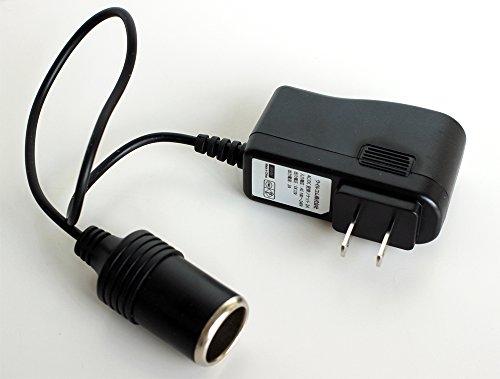 ウィルコム(willcom) 家庭用コンセントから車の電源12Vが使える AC/DC変換ソケット2A WM-051